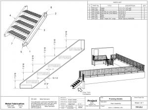 stringer layout